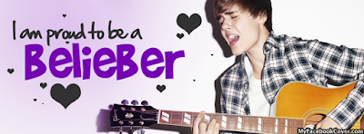 Justin Bieber Facebook Covers