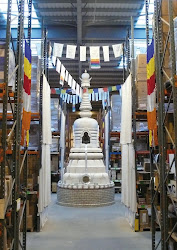 The Windhorse Stupa