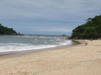 Fotos do Litoral: Praia Branca