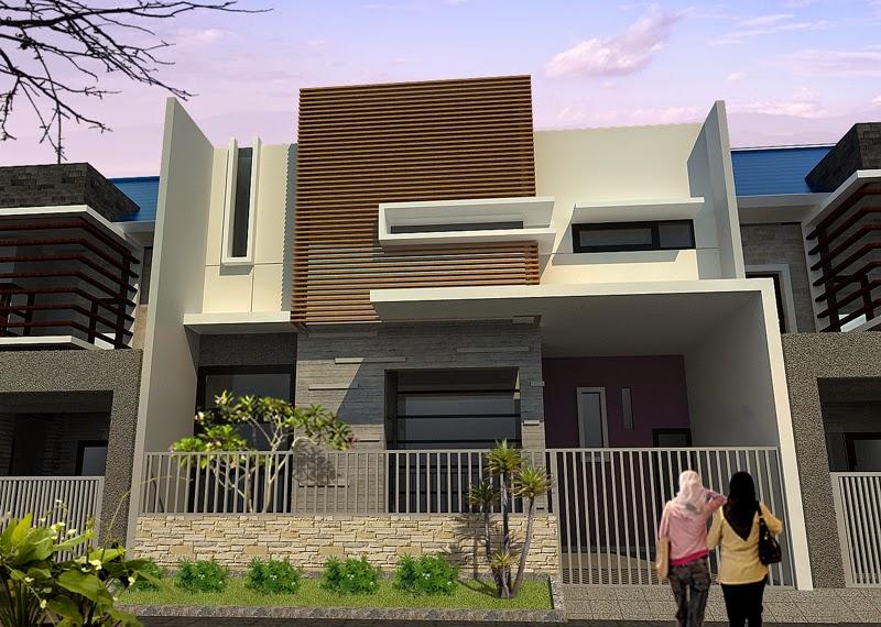 Contoh rumah minimalis modern yang seperti disamping ini juga sangat