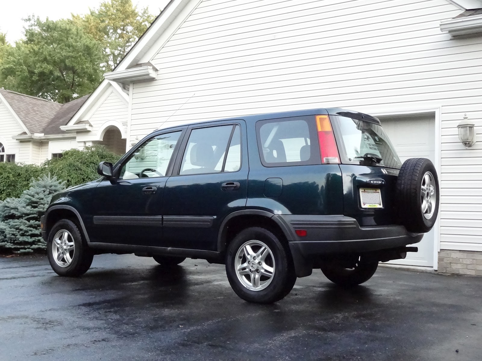 1997 honda crv 4 000 in stow oh moving sale. Black Bedroom Furniture Sets. Home Design Ideas