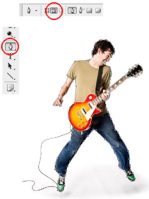 Efek Foto Menyebar Dengan Photoshop 3