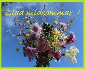 Glad midsommar !