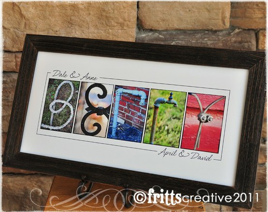 from gardners 2 bergers archives last name alphabet With last name letter art