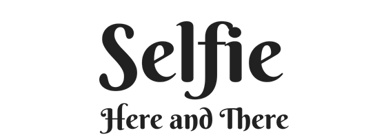 Selfie Here and There