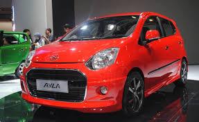 Harga Kredit Mobil Ayla Cicilan Murah 2015