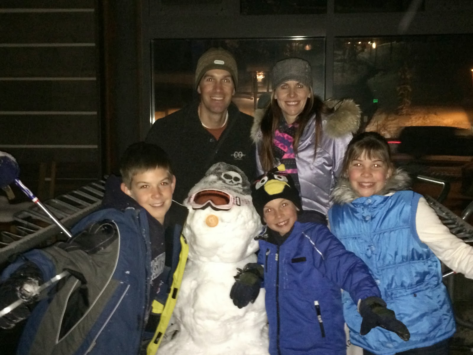 Mammoth Mountain family Ski trip! www.HealthyFitFocused.com