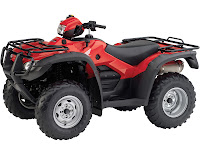 2013 Honda FourTrax Foreman Rubicon with Electric Power Steering TRX500FPA ATV pictures 2