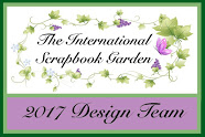 The International Scrapbook Garden DT
