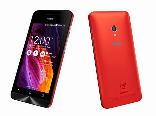 Asus Zenfone 4,5 Gaming Phone