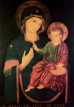 20 June: Feast of Our Lady Consolata