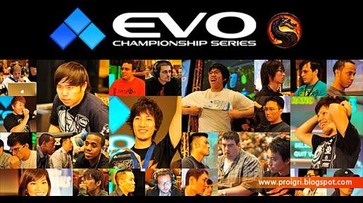 Финал EVO 2011 Mortal Kombat Championship