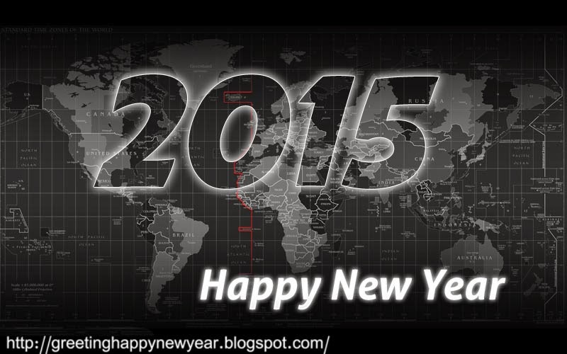 Happy New Year 2015 HD - Cards For Friends