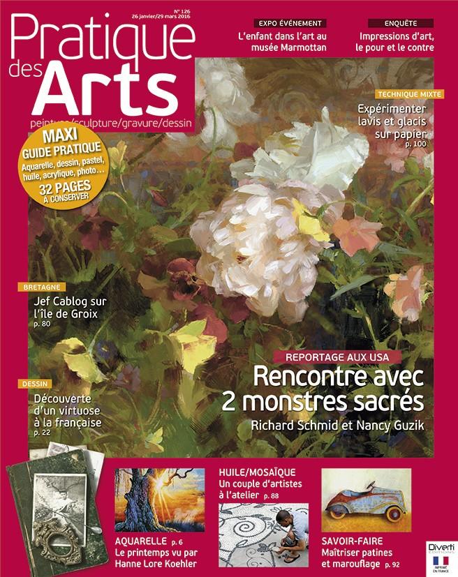 PRATIQUE DES ARTS n°126