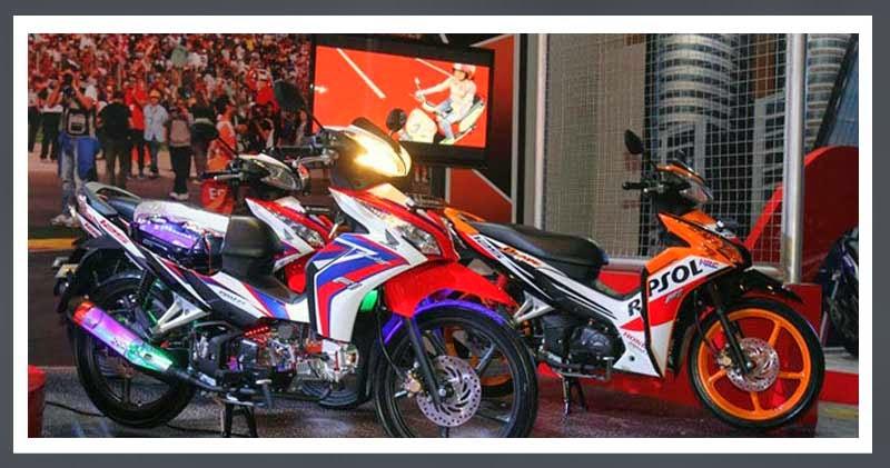 Intip Spesifikasi Honda Blade 125 PGM-FI 2014 Terbaru
