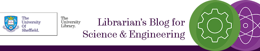 Librarians' Blog for Science and Engineering