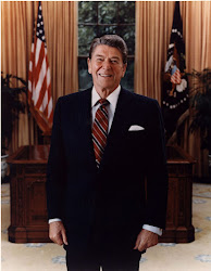 Ronald Reagan, greatest president ever