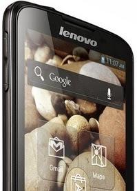 Lenovo A800 Android Murah Dual Core Layar 4.5 Inch
