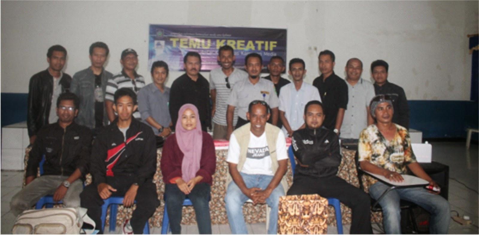Kampung Media Jalin Kerjasama dengan Bank NTB