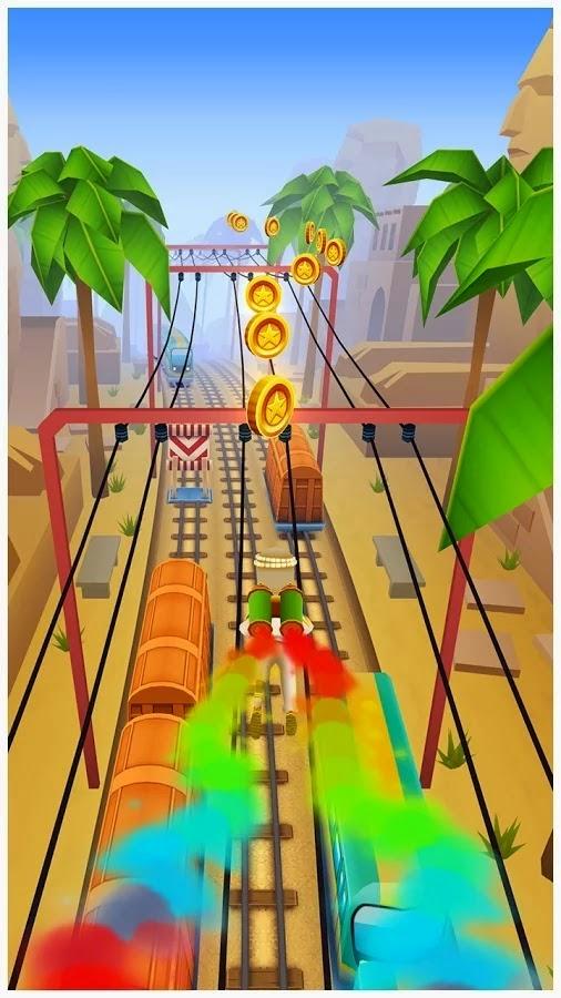 Subway Surfers Cairo v1.29.0 Mod