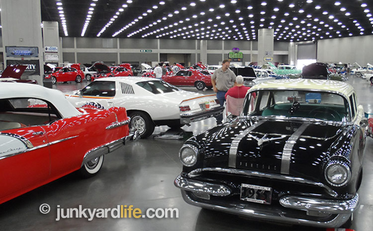 Junkyard Life Classic Cars Muscle Cars Barn Finds Hot Rods And - Car show kentucky