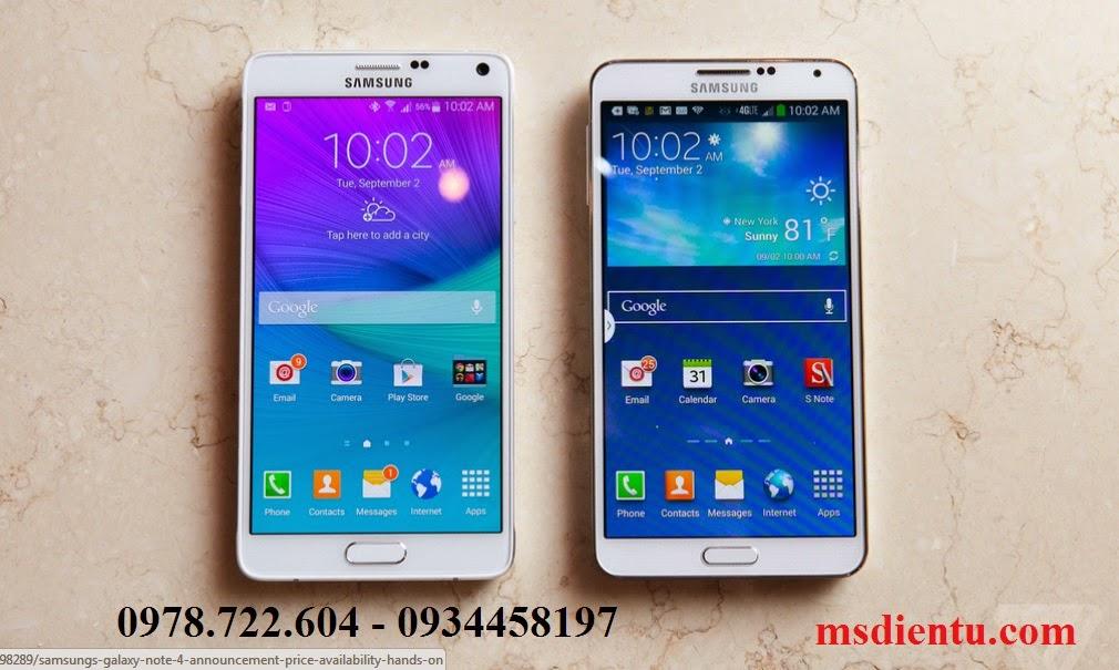 địa chỉ bán Samsung Galaxy Note 4 trung quốc