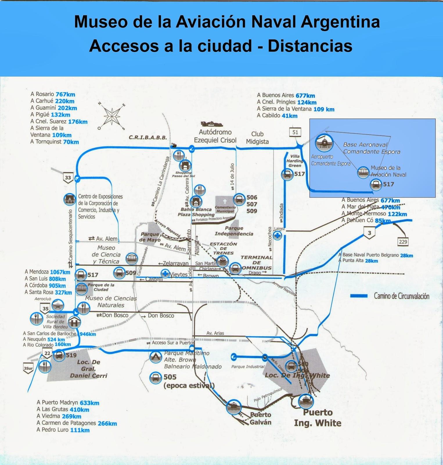 Museo de la aviacion naval argentina como llegar al muan for Como llegar al ministerio del interior