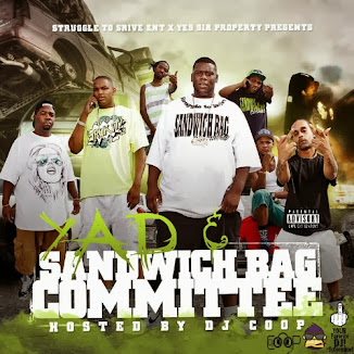 "Mixtape Of The Month ""YAD & SANDWICH BAG COMMITTEE"