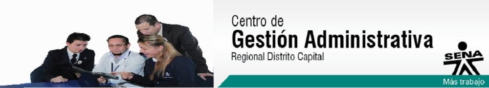 Centro de Gestión Administrativa - SENA Regional Distrito Capital