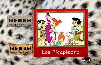 """W. Hanna y J. Barbera, """"Los Picapiedra"""""""