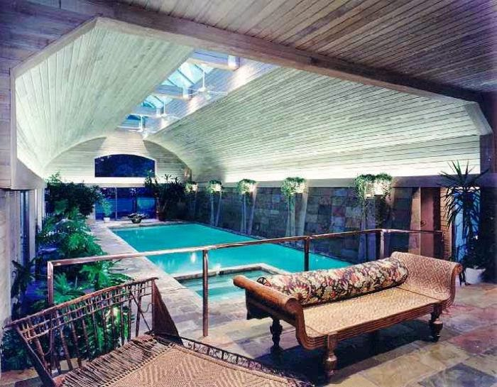 minolla Indoor pool designs