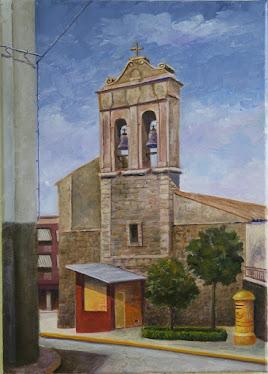 El quiosco de Fuerte del Rey; Jaén (8P)
