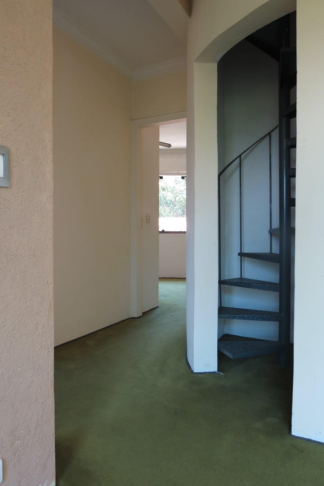 escada para o sotaõ