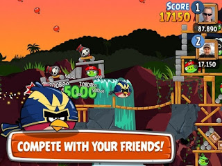Download Angry Birds Friends Mod Apk v2.1.3
