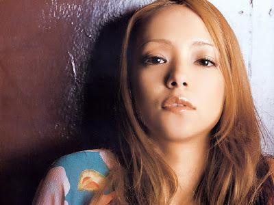 Japanese Singer Namie Amuro Wallpaper