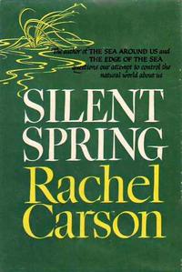 Cover Edisi Pertama Silent Spring