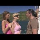 Putas de luxo transando em barco