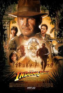 Indiana Jones 4 The Kingdom of the Crystal Skull อาณาจักรกะโหลกแก้ว