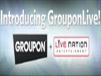 Groupon lanzará ofertas de entradas de conciertos: GrouponLive