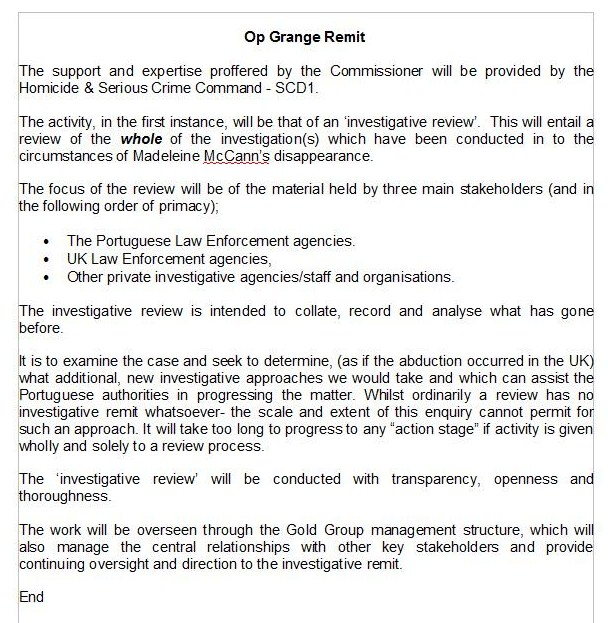 Operation Grange to receive extra £150k - Sky News - Page 2 Op+Grange