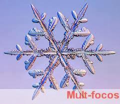 imagem de floco de neve