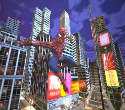 Spiderman 3 PC Game