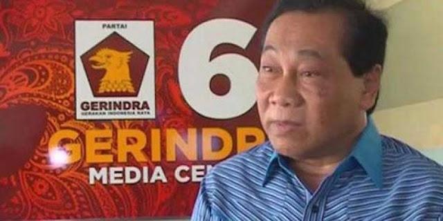 JK Bilang Indonesia Lampu Kuning, Gerindra: Sudah Lama