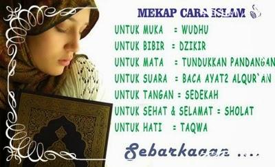 19 Keistimewaan Wanita Dalam Islam