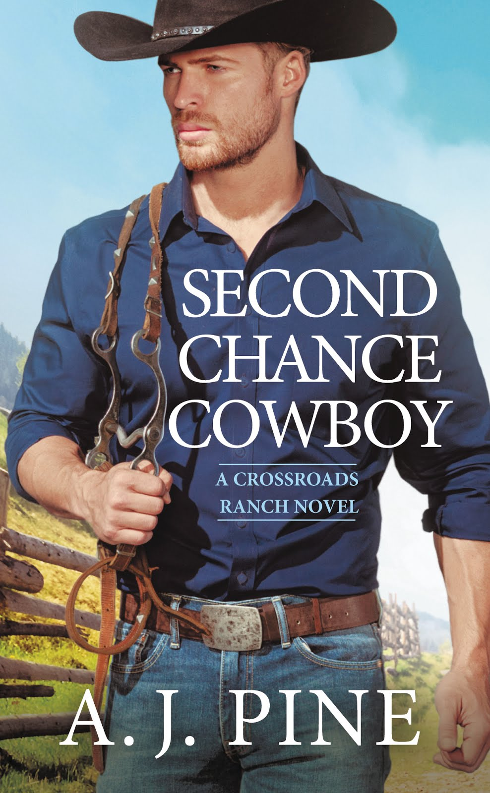 Second Chance Cowboy Release Day Blast & Giveaway