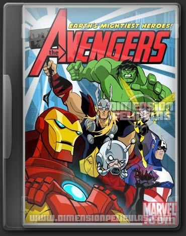 Avengers Earth's Mightiest Heroes (Temporada 2 HDTV Inglés Subtitulado)