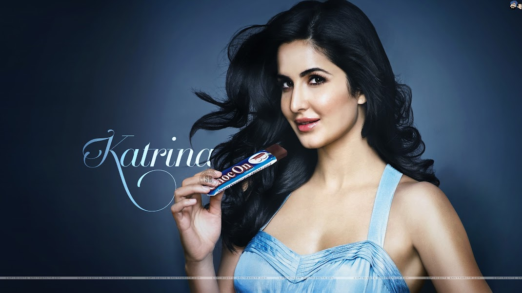 Katrina Kaif ChocOn Chocolate HD Wallpaper