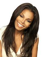 Picture of Singer Janet Jackson