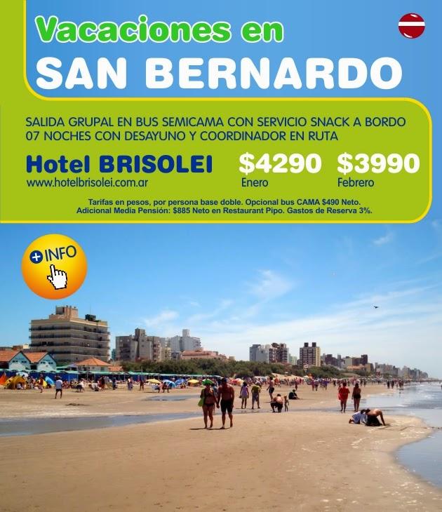 Div Operador - San Bernardo 2015
