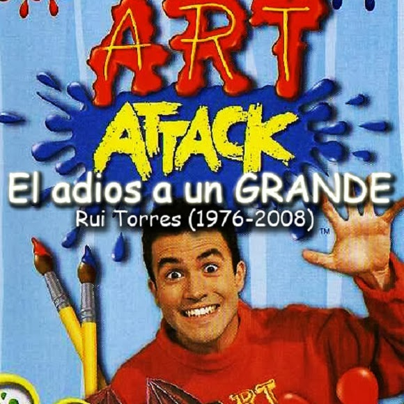 La muerte de Rui Torres (conductor de ART ATTACK)